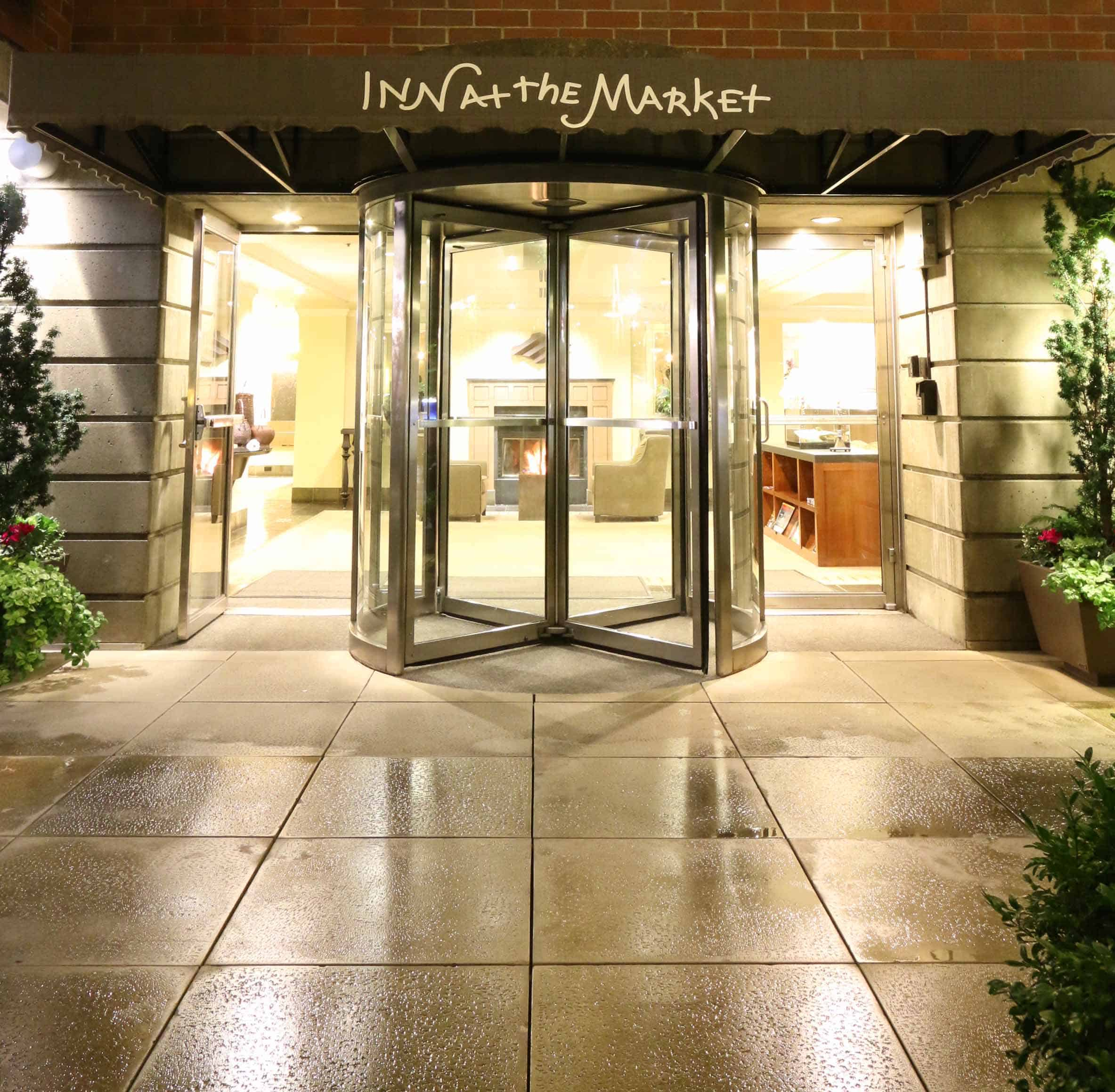 Inn at the Market hotel seattle hotel review