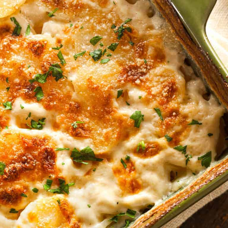 au gratin potatoes recipe best homemade scalloped creamy cheese