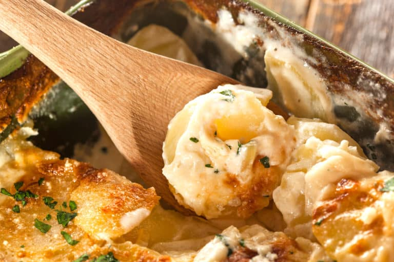 au gratin potatoes recipe best homemade scalloped creamy cheese