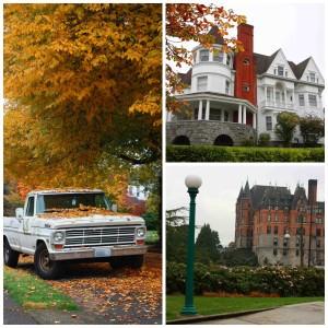 Autumn in Tacoma