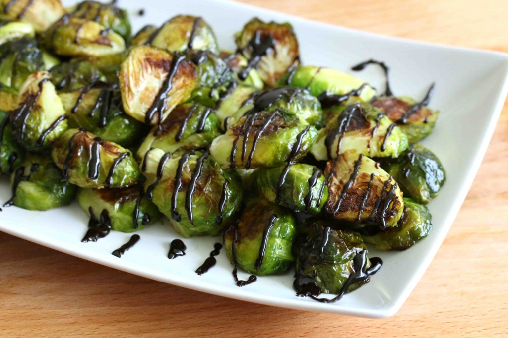 Balsamic Brussels Sprouts 3