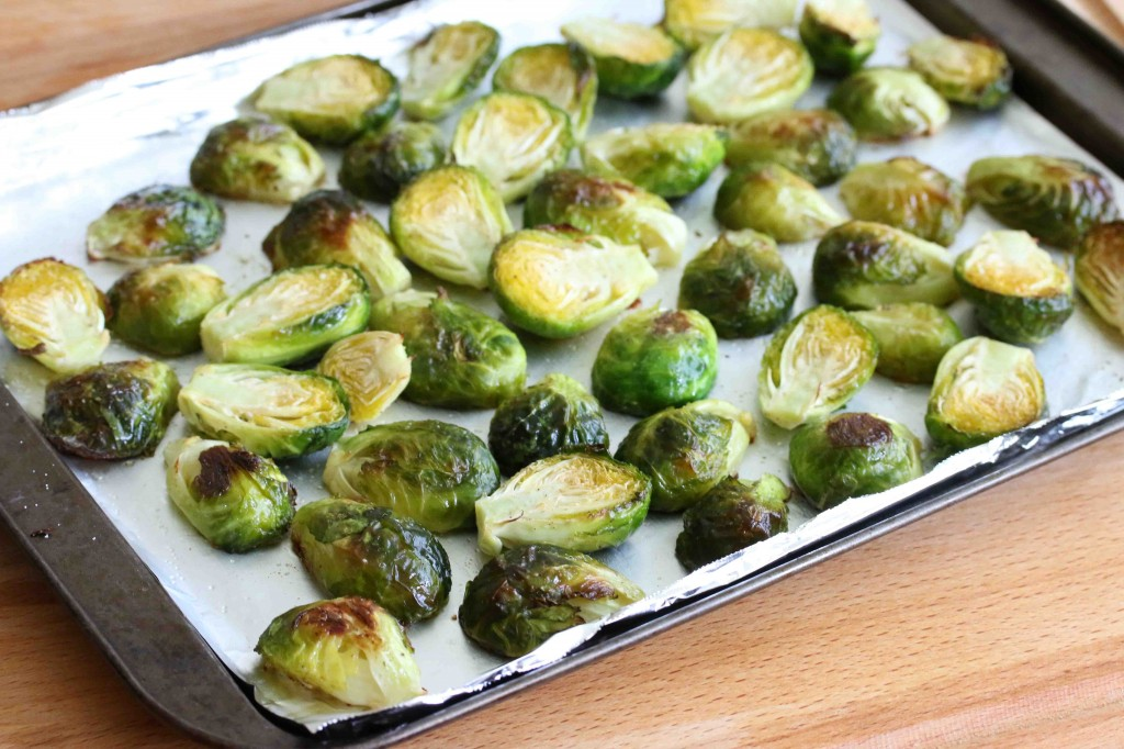 Balsamic Brussels Sprouts prep 3