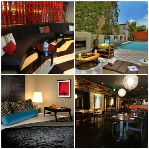 Daring Gourmet Getaways: Hotel Palomar, Westwood, California