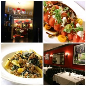 The Daring Gourmet Dines Out:  Paparazzi Ristorante, Los Angeles, California