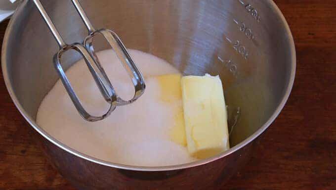 Pumpkin Eggnog Cake prep 3