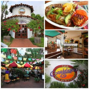 The Daring Gourmet Dines Out:  Casa Guadalajara, San Diego, California