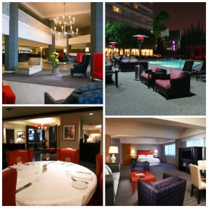 Daring Gourmet Vacations:  Sheraton Gateway Hotel, Los Angeles, CA