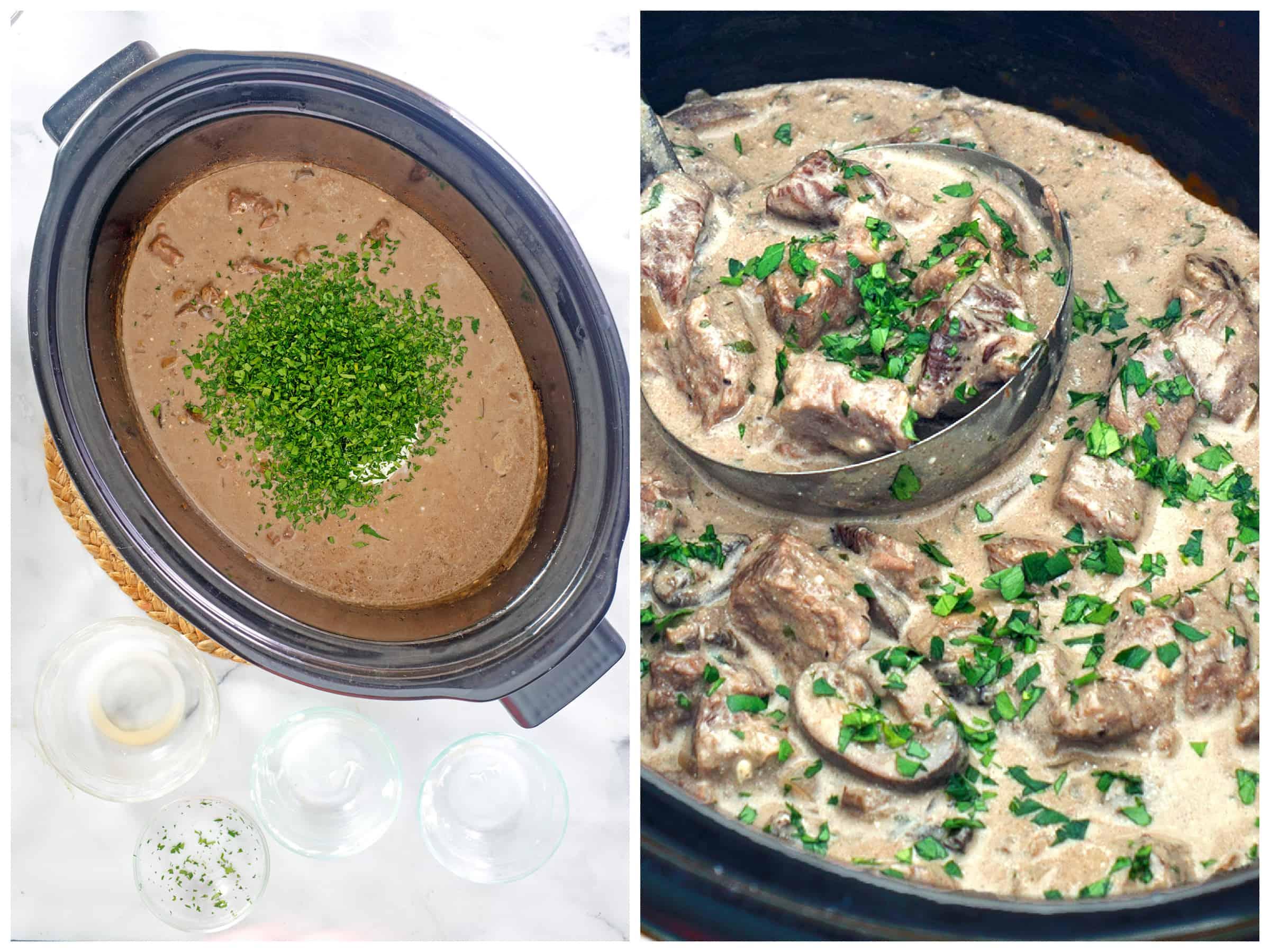 slow cooker beef stroganoff recipe crock pot best from scratch