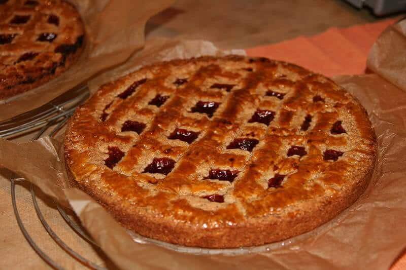 linzer torte 2
