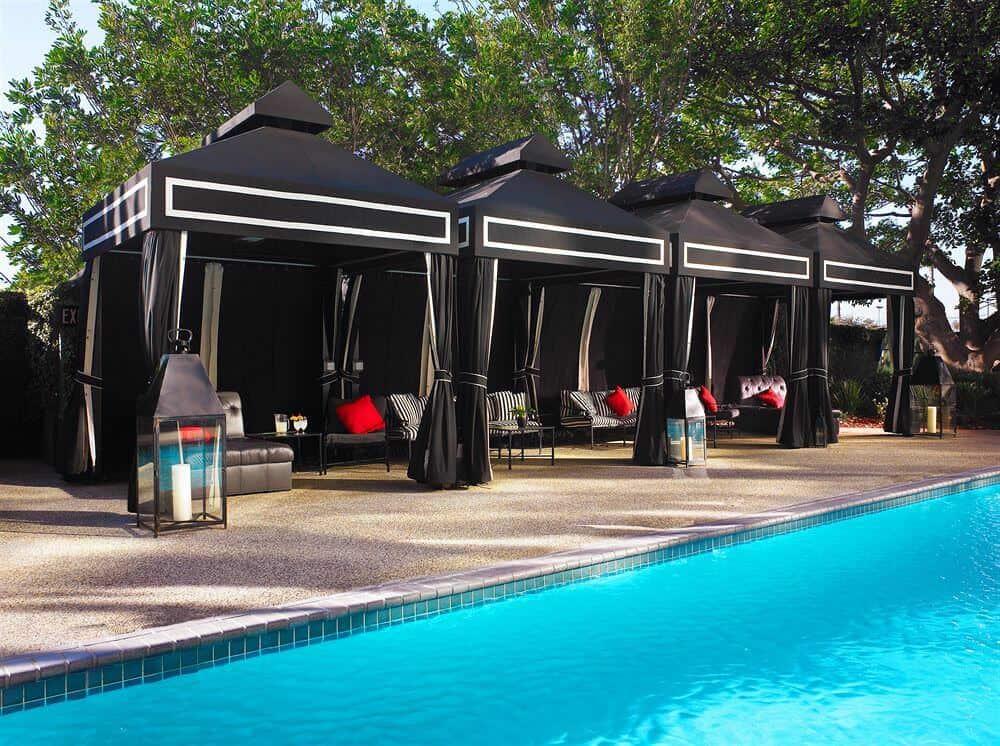 pool larger