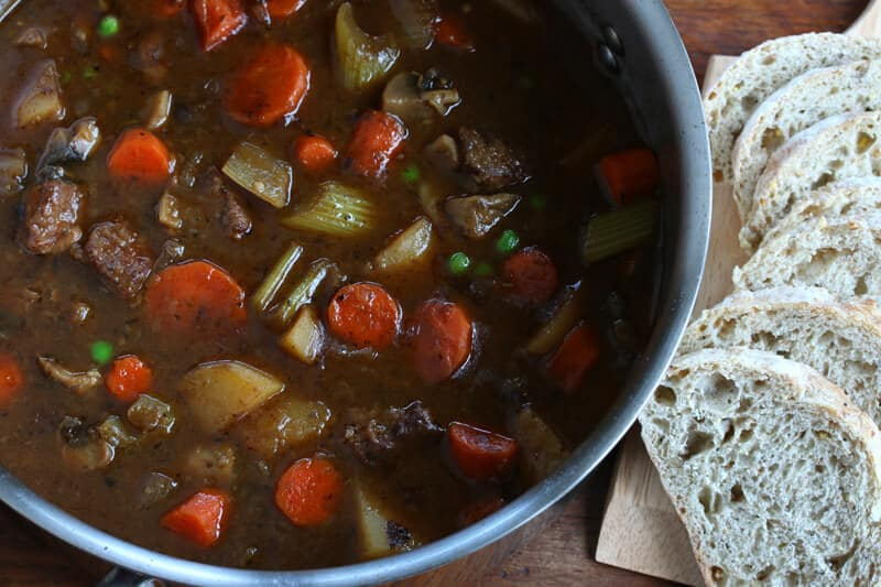 Best Old Fashioned Beef Stew The Daring Gourmet