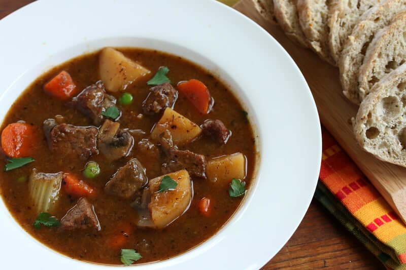 how to make best old fashioned beef stew recipe