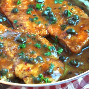 chicken piccata recipe best traditional lemon capers