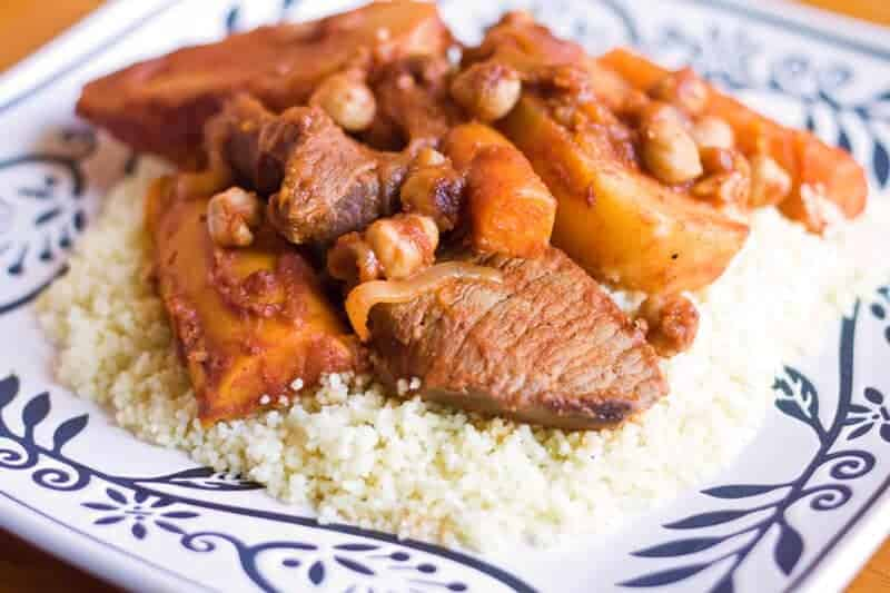 kusksu libyan couscous national dish recipe