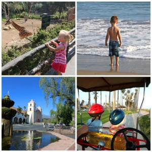 Four Fun Family Attractions in Santa Barbara, California