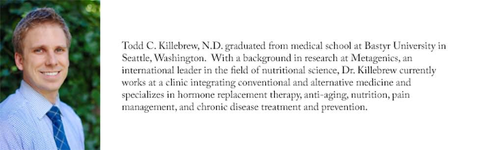 dr. todd killebrew