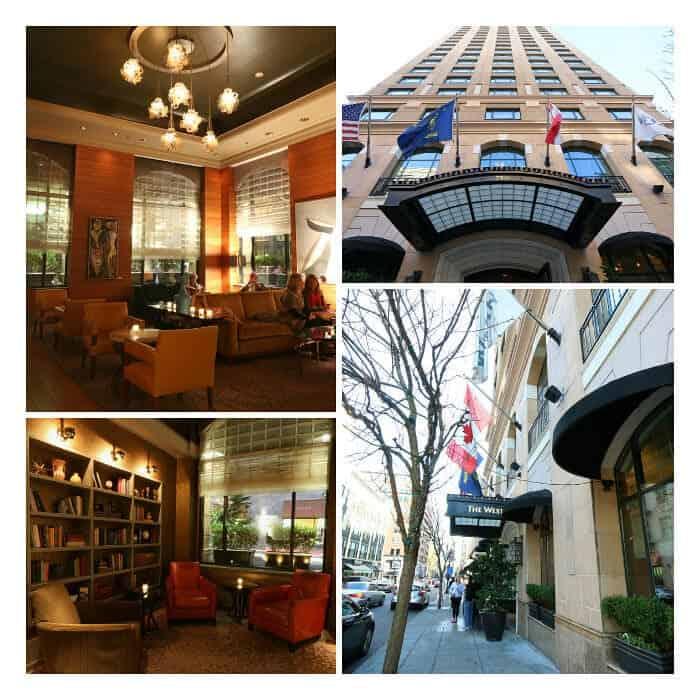 Westin Portland Hotel Review