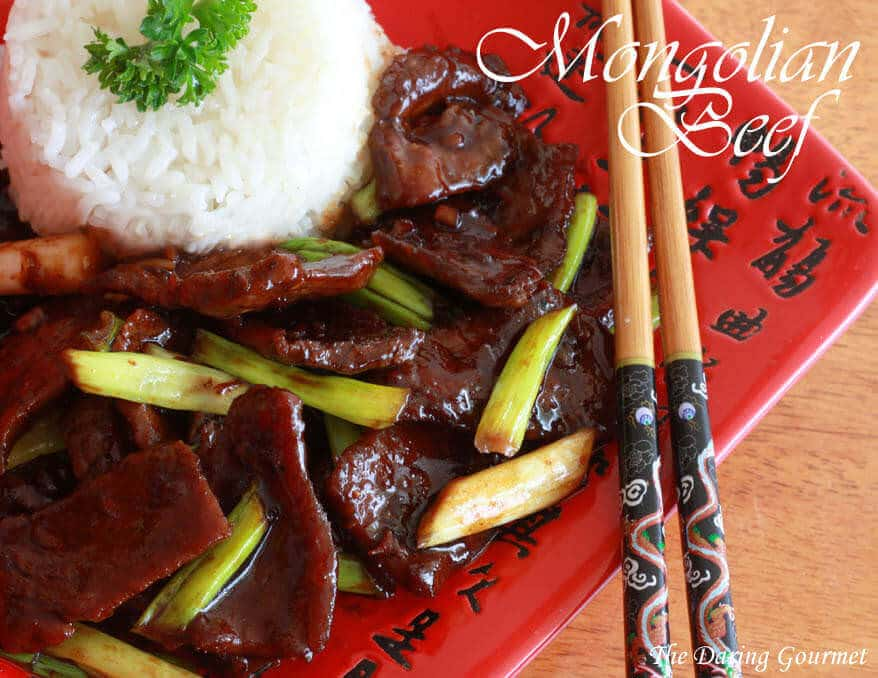 best mongolian beef recipe chinese stir fry wok