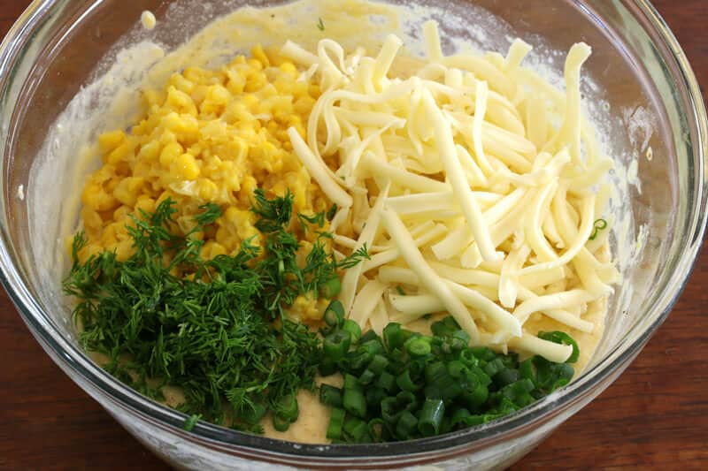 Havarti-Dill-Corn-Cakes-prep-4