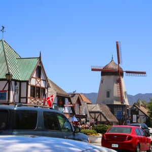 Solvang:  California's Little Denmark