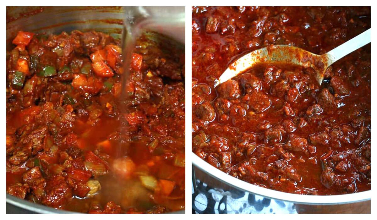 porkolt recipe traditional authentic beef onion stew paprika