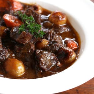 Ultimate Boeuf Bourgignon