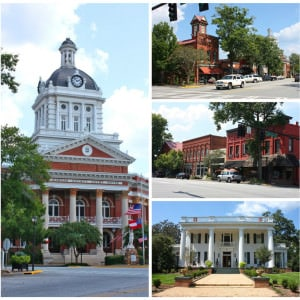 Antebellum Beauty: Historic Madison, Georgia