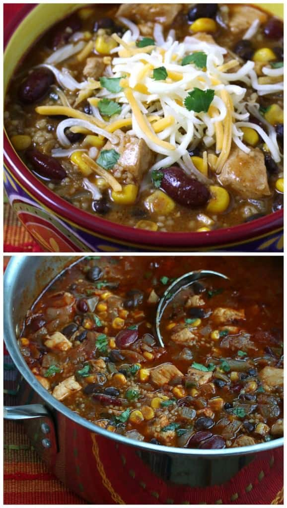 chicken couscous chili recipe