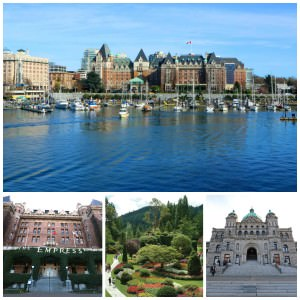 An Iconic Tour of Victoria, BC