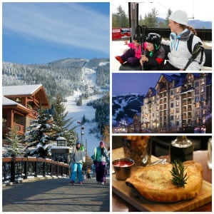 Family Weekend in Whistler, B.C.