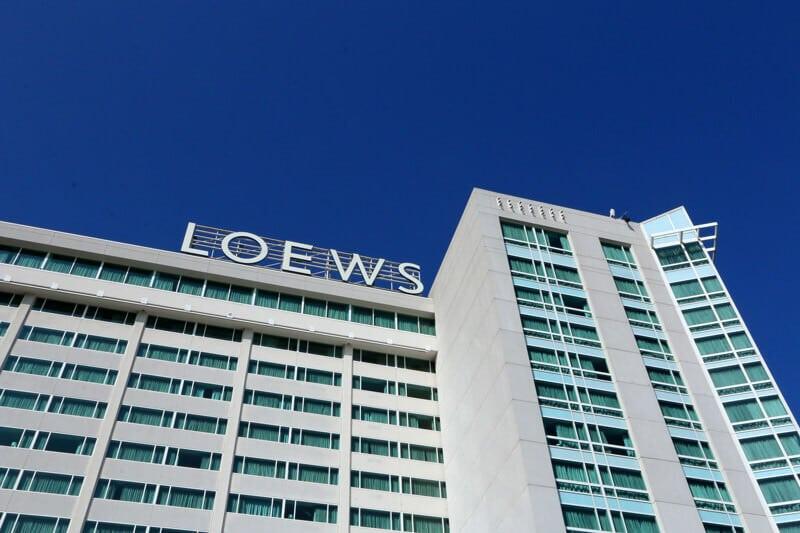 loews hollywood hotel los angeles california the. Black Bedroom Furniture Sets. Home Design Ideas