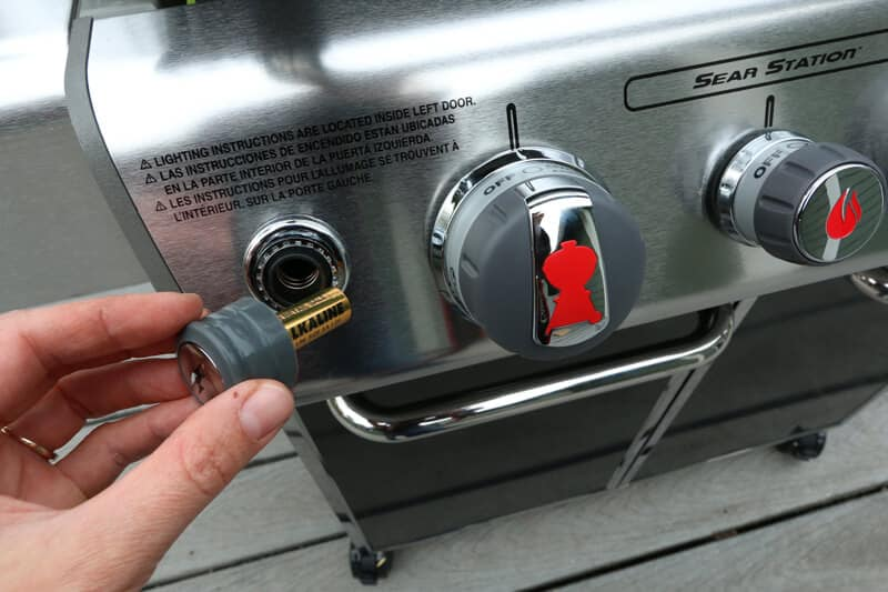 Locomotion Barbecue Sauce Weber Genesis Ep 330 Gas Grill
