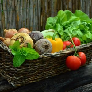 dirty dozen clean 15 organic produce fruits vegetables pesticides herbicides healthy