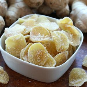 How To Make Crystallized Ginger