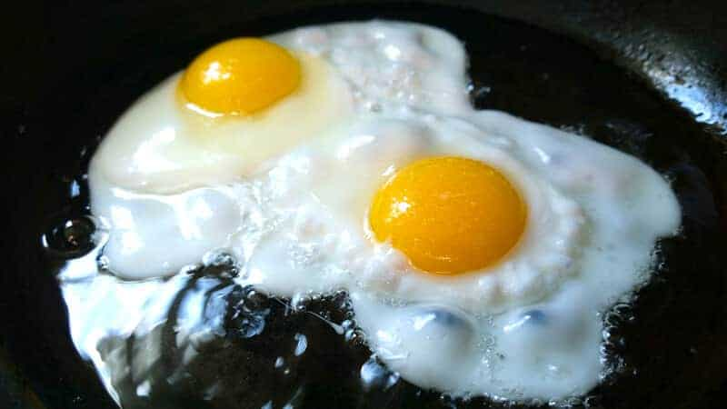 eggs high cholesterol do not cause no connection