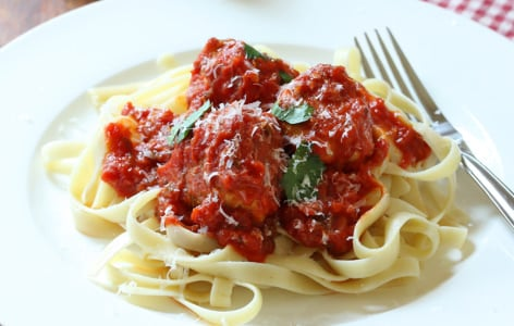 best italian chicken meatballs recipe tomato sauce marinara