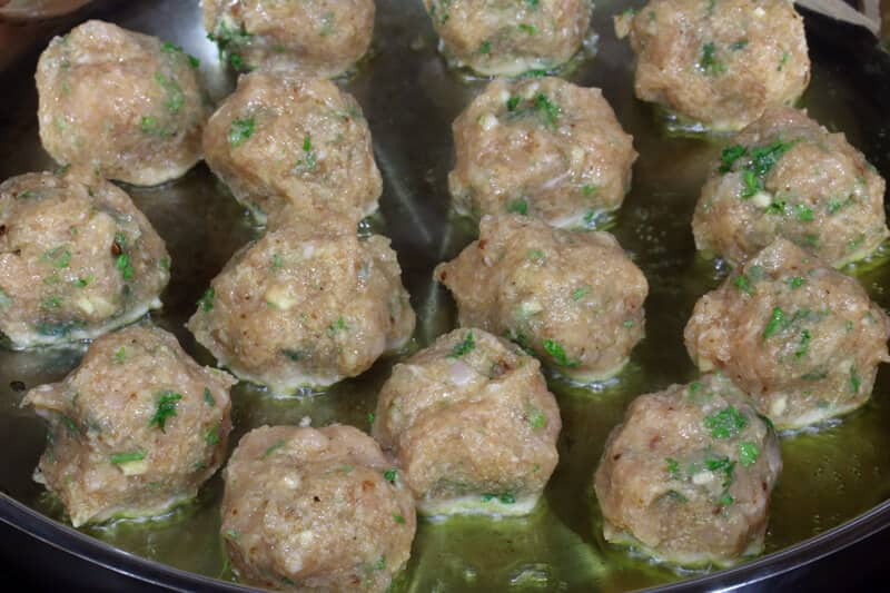 how to make the best meatballs in the world