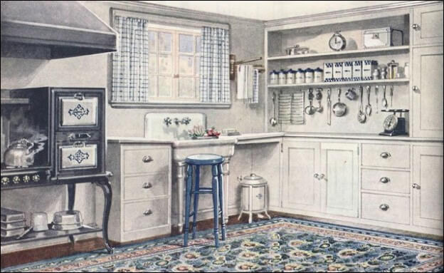 The Evolution Of The American Kitchen The Daring Gourmet