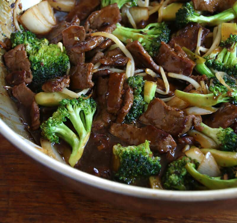 Best chinese beef and broccoli the daring gourmet best chinese beef broccoli recipe stir fry asian easy fast forumfinder Choice Image