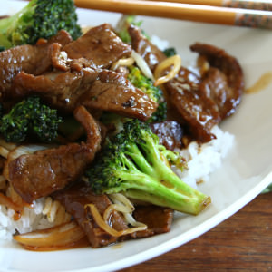 Chinese Beef and Broccoli