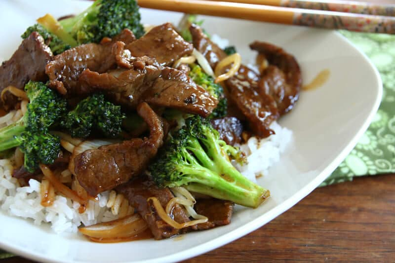 Beef And Broccoli Chinese Restaurant Style
