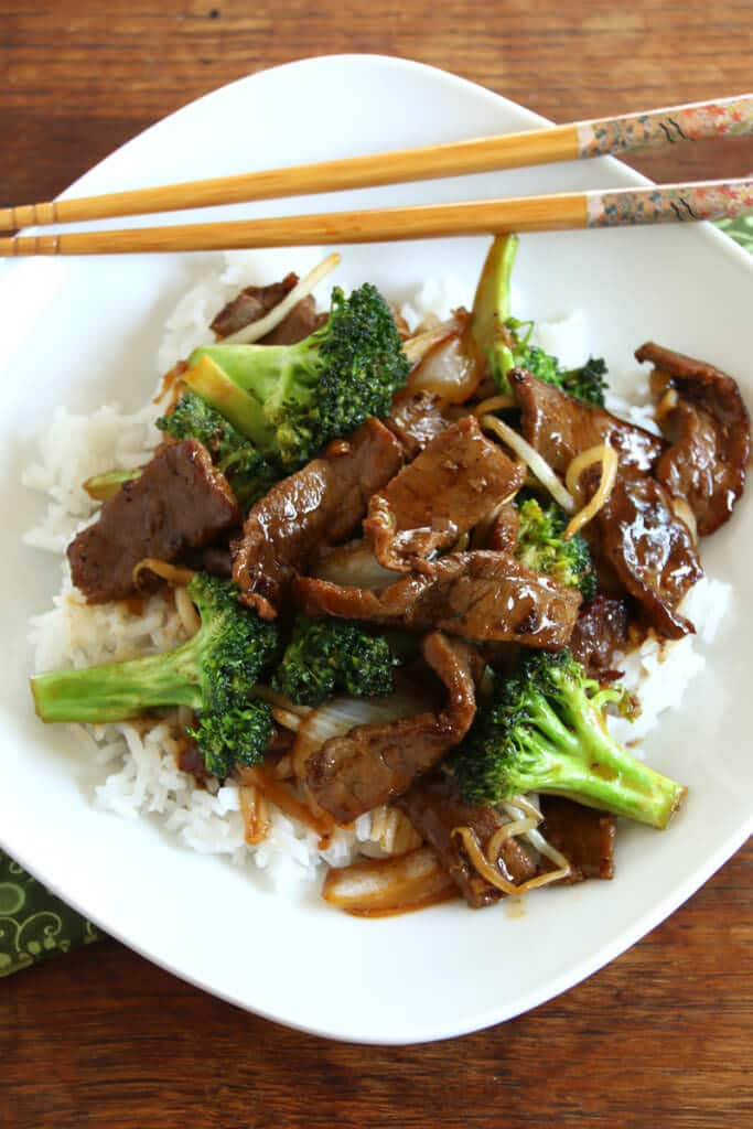 Best Chinese Beef And Broccoli Recipe Stir Fry Easy Fast