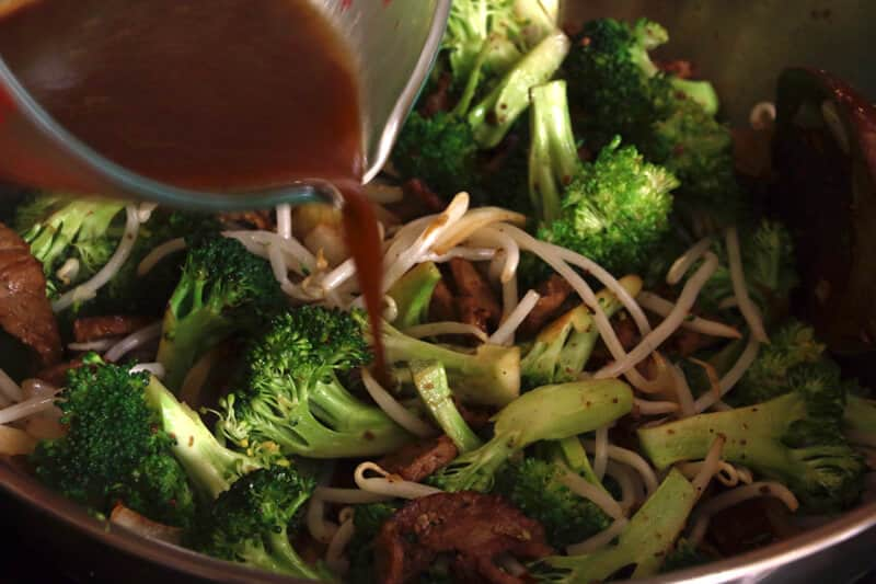 chinese beef broccoli recipe stir fry asian easy fast