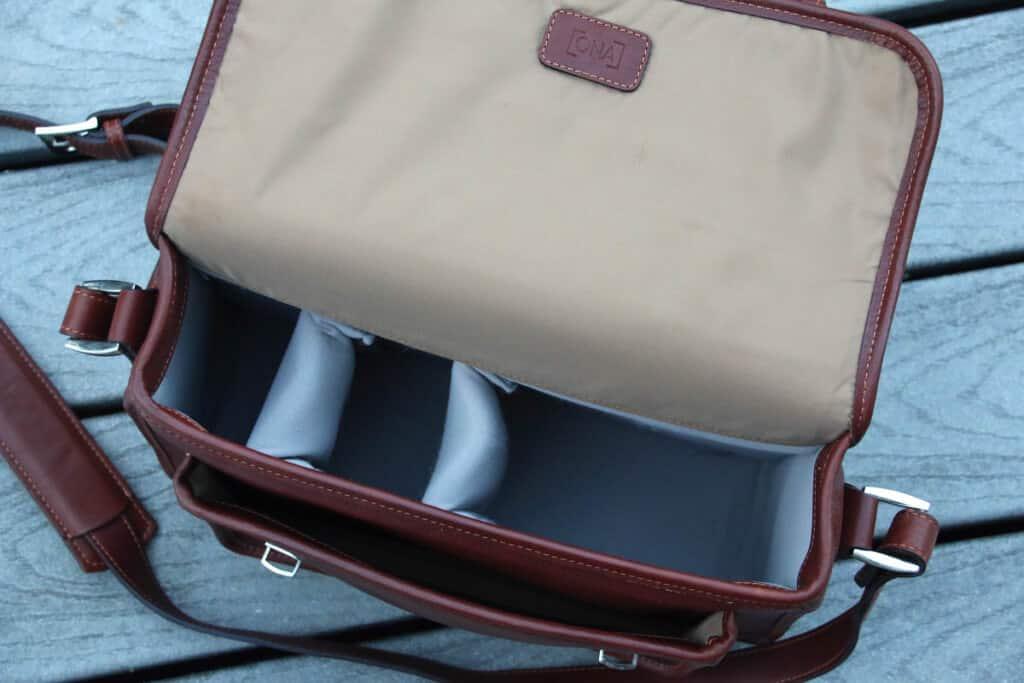 ONA Brooklyn camera bag review