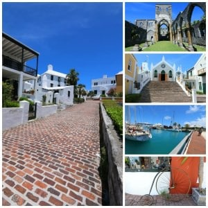 A Day in St. George's, Bermuda