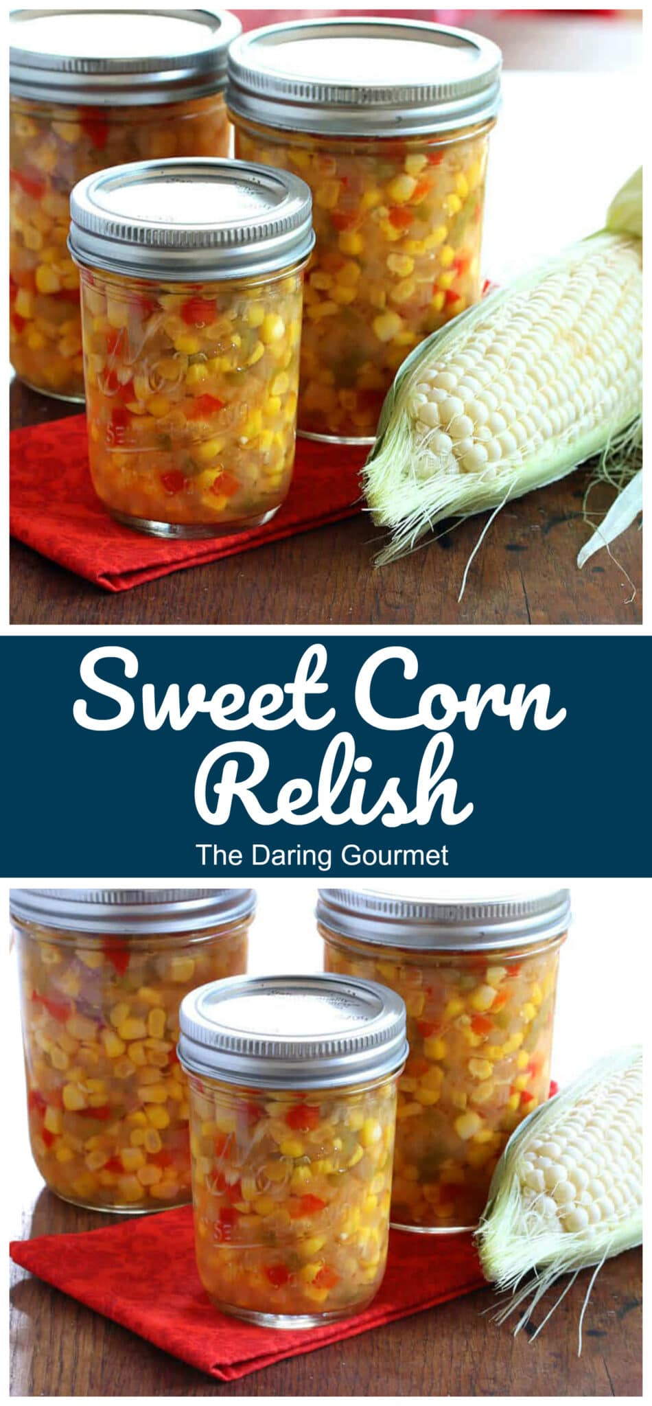 corn relish recipe best homemade sweet peppers onions