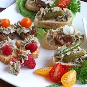 French Entertaining Part II:  Nouvelle Cuisine (+ Alexian/Le Creuset Giveaway!)