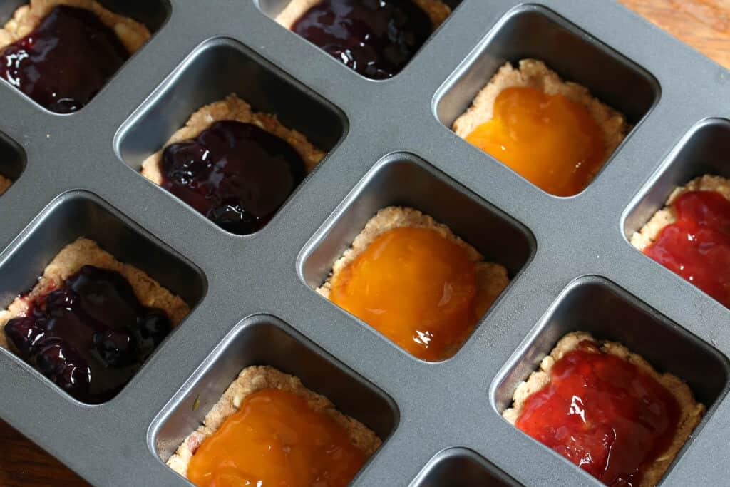 whole grain almond fruit bars recipe spelt whole wheat healthy