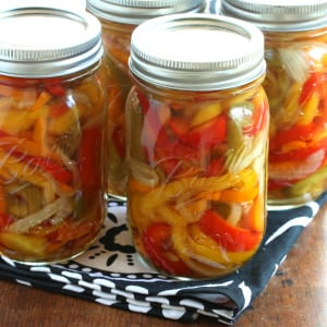 Peter Piper's Pickled Peppers