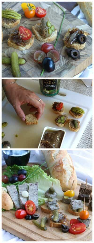 country style french entertaining pate rillette mousse alexian